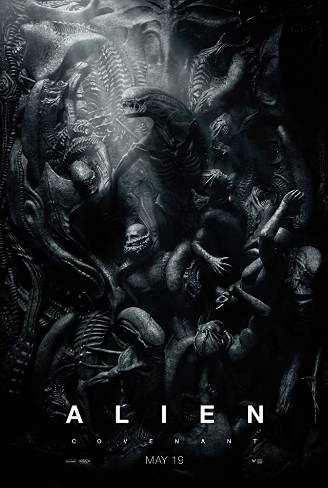 Alien Covenant 2017 English HDCAM x264 500MB