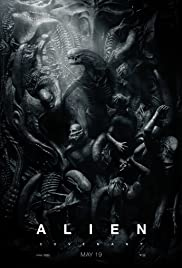 Alien: Covenant (2017) Poster - Movie Forum, Cast, Reviews