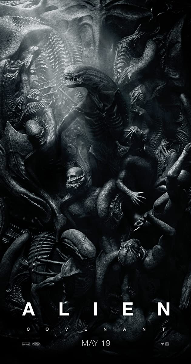 Svetimas: Covenant / Alien: Covenant (2017)