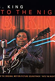 B.B. King: Into the Night Poster
