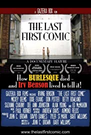 The Last First Comic Poster