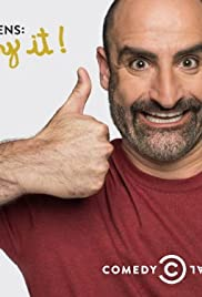 Brody Stevens: Enjoy It! Poster