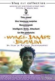 Massa'ot James Be'eretz Hakodesh Poster