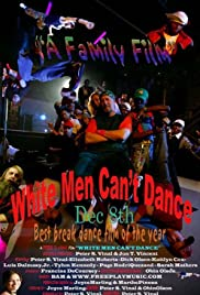 White Men Can't Dance Poster