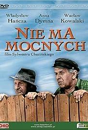 Nie ma mocnych(1974) Poster - Movie Forum, Cast, Reviews