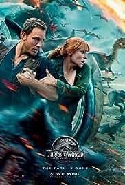 Jurassic World: Fallen Kingdom (English)