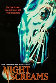 Night Screams Poster