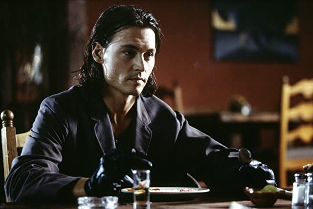 Johnny Depp in Once Upon a Time in Mexico (2003)
