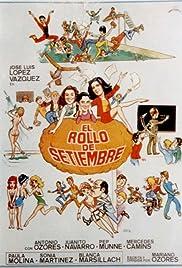 El rollo de septiembre Poster