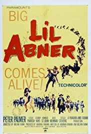 Li'l Abner(1959) Poster - Movie Forum, Cast, Reviews