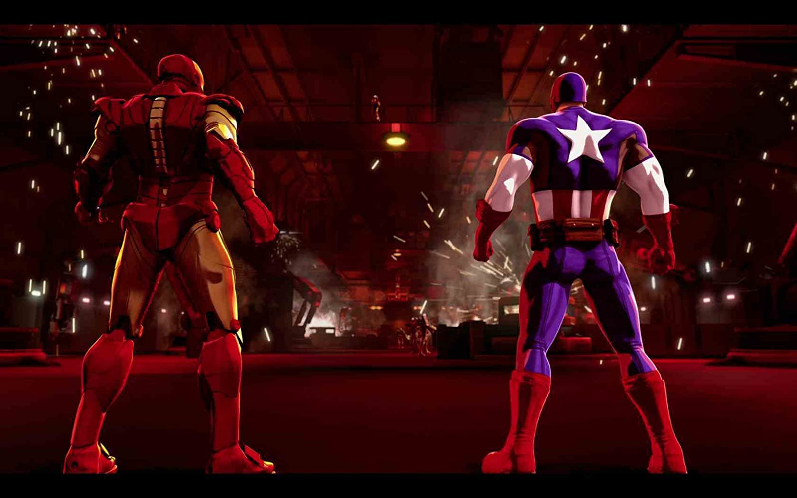 რკინის კაცი და კაპიტანი ამერიკა / Iron Man and Captain America: Heroes United
