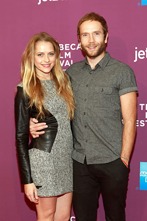 Mark Webber and Teresa Palmer at an event for The Motivation (2013)