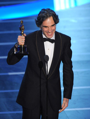 Daniel Day-Lewis at The 80th Annual Academy Awards (2008)