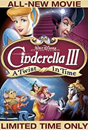 Cinderella III: A Twist in Time Poster