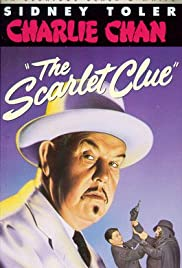 The Scarlet Clue Poster