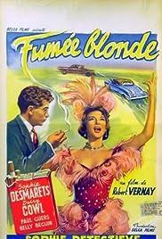 Fumée blonde Poster