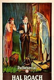 The Haunted Honeymoon Poster