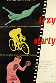 Trzy starty Poster