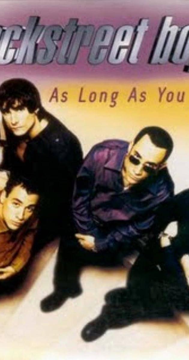 backstreet boys  as long as you love me  video 1997