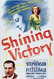 Shining Victory (1941) Poster - Movie Forum, Cast, Reviews