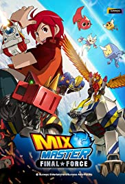 Mix Master Poster