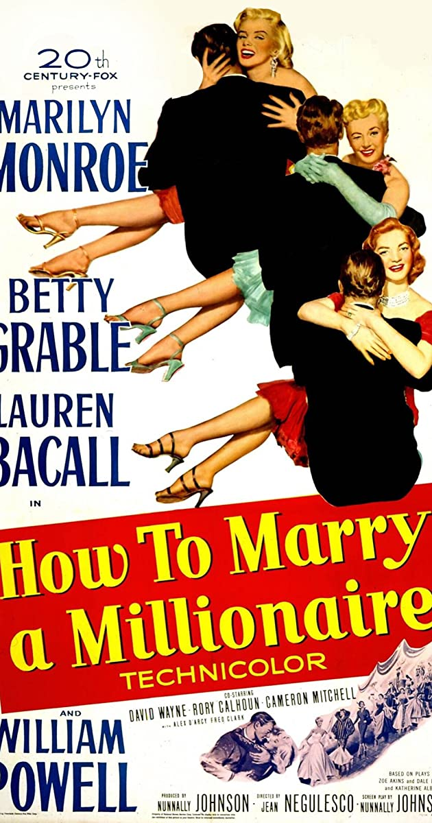 how to meet and marry a millionaire