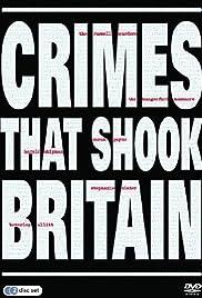 Crimes That Shook Britain Poster