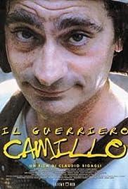 Il guerriero Camillo Poster
