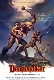 Deathstalker (1983) Poster - Movie Forum, Cast, Reviews