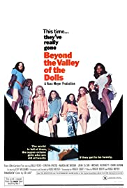 Beyond the Valley of the Dolls (1970) Poster - Movie Forum, Cast, Reviews