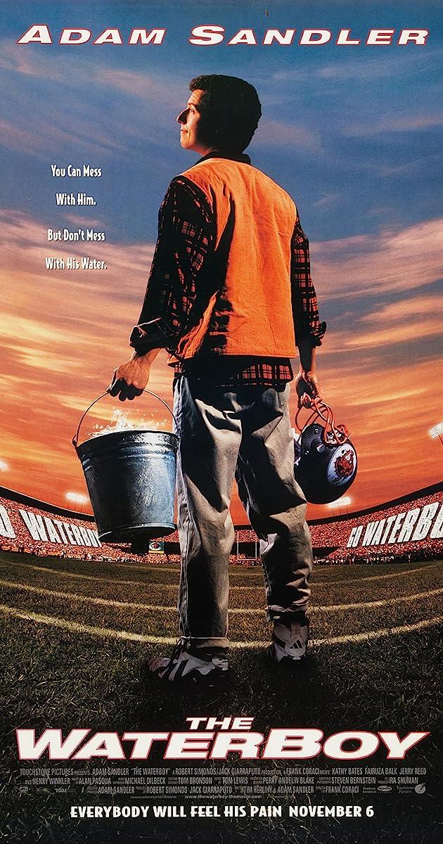 Stadiono vaikis / The Waterboy (1998) Online