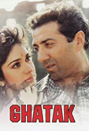 Ghatak: Lethal (1996) Poster - Movie Forum, Cast, Reviews
