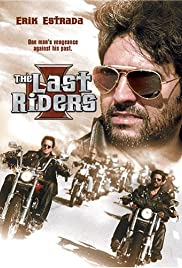 The Last Riders Poster