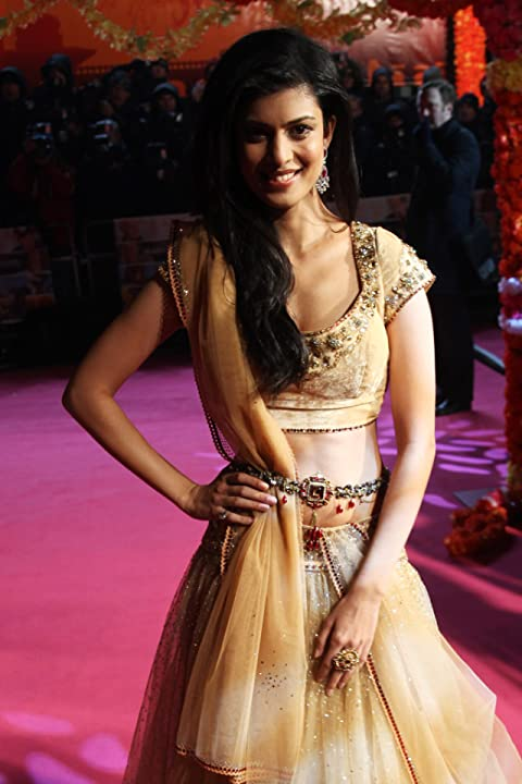 Tina Desai at The Best Exotic Marigold Hotel (2011)