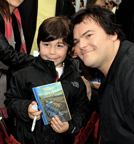 jack black essay Directed by richard linklater with jack black, shirley maclaine, matthew mcconaughey, brady coleman in small-town texas, an affable mortician strikes up a friendship with a wealthy widow, though when she starts to become controlling, he goes to great lengths to separate himself from her grasp.