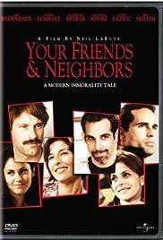 Your Friends & Neighbors(1998) Poster - Movie Forum, Cast, Reviews