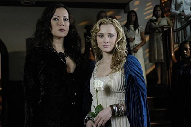 Jennifer Tilly and Mika Boorem in The Initiation of Sarah (2006)
