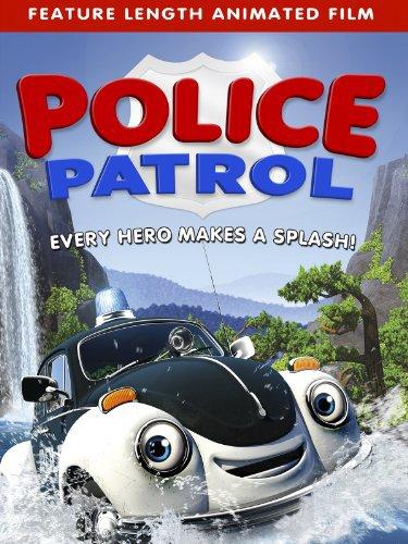 image Pelle Politibil går i vannet Watch Full Movie Free Online