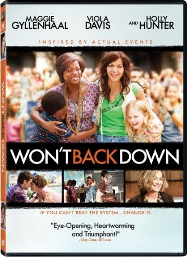 Viola Davis, Maggie Gyllenhaal, Emily Alyn Lind, and Dante Brown in Won't Back Down (2012)