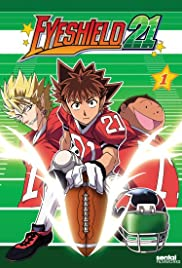 Eyeshield 21 Poster - TV Show Forum, Cast, Reviews