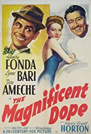 The Magnificent Dope (1942) Poster - Movie Forum, Cast, Reviews