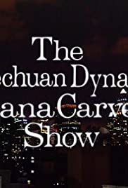 The Szechuan Dynasty Dana Carvey Show Poster