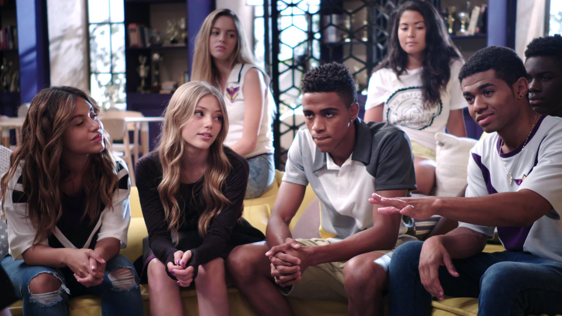 Greenhouse Academy: Breaking and Entering | Season 1 | Episode 3