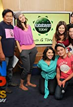 Pun Plip Pridays on Kababayan Today