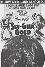 Primary image for Six-Gun Gold