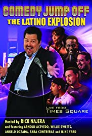 Comedy Jump Off: The Latino Explosion Poster