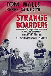 Strange Boarders Poster