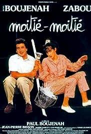 Moitié-moitié Poster