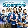 Mark McKinney, America Ferrera, Ben Feldman, Colton Dunn, Lauren Ash, Nichole Bloom, and Nico Santos in Superstore (2015)