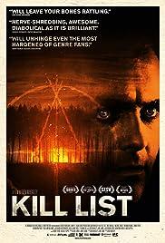 Kill List(2011) Poster - Movie Forum, Cast, Reviews